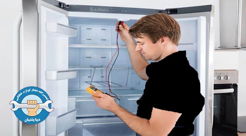 نکات مهم برای اتصال جریان برق در نصب یخچال دوو