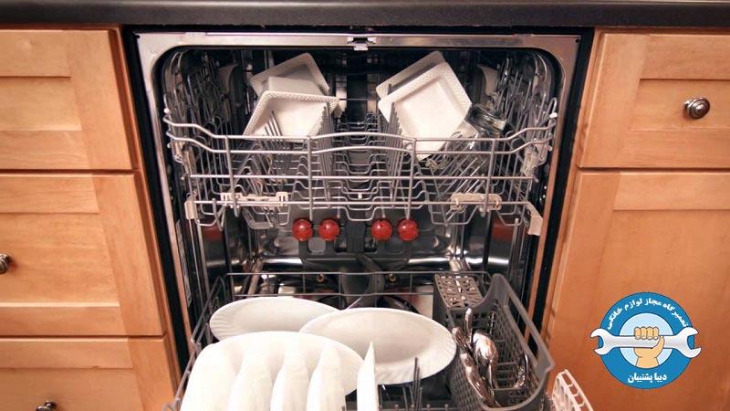 علل بروز ارور E2 در ماشین ظرفشویی دوو